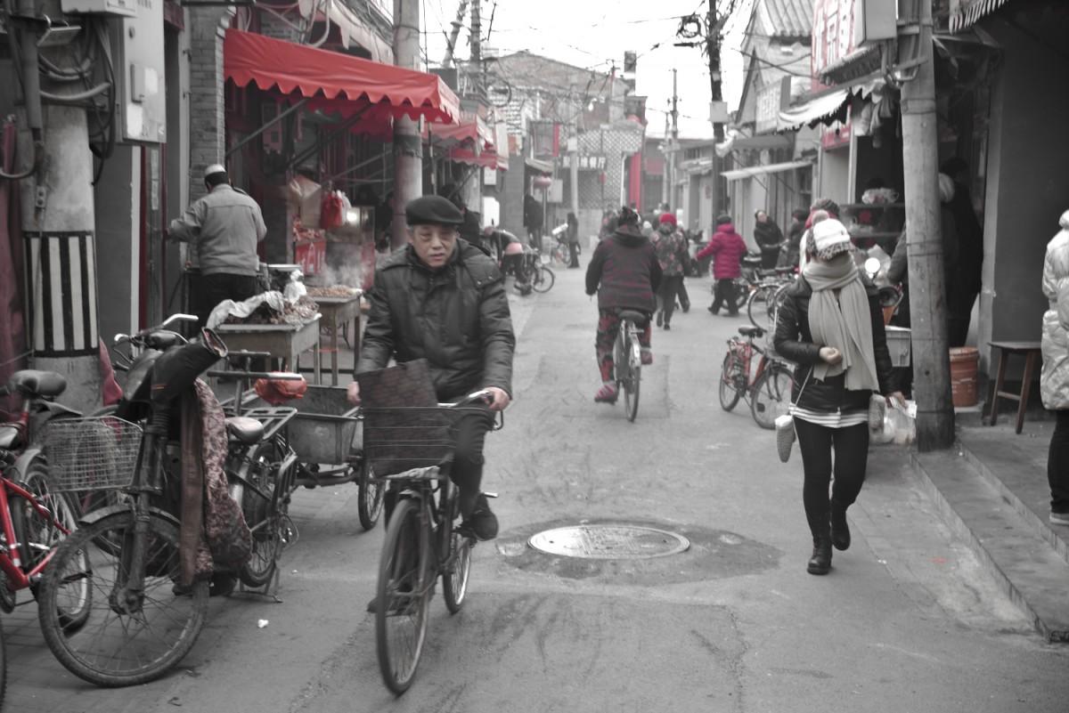 China, cotidianidad en Pekín